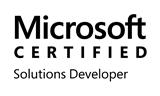 Microsoft Certified Solutions Developer